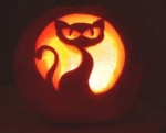 Cat Pumpkin