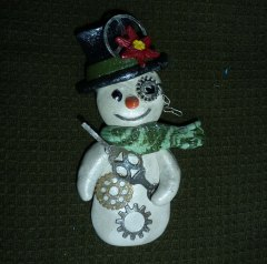 Steampunk Frosty