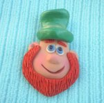 Jolly Leprechaun Pin