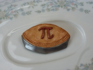 PI Day Pie Pin