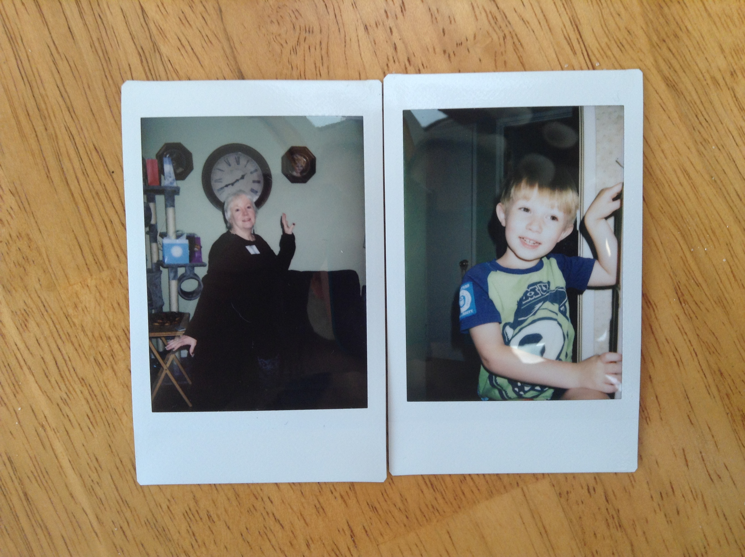 Here Is A Sample Of The Photos One My Mug Shot Glamour And Other Grandson Cheesing It Up For Camera Quality Pretty Good As Far